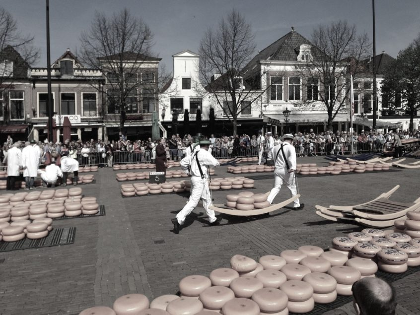 Alkmaar Cheese Markets