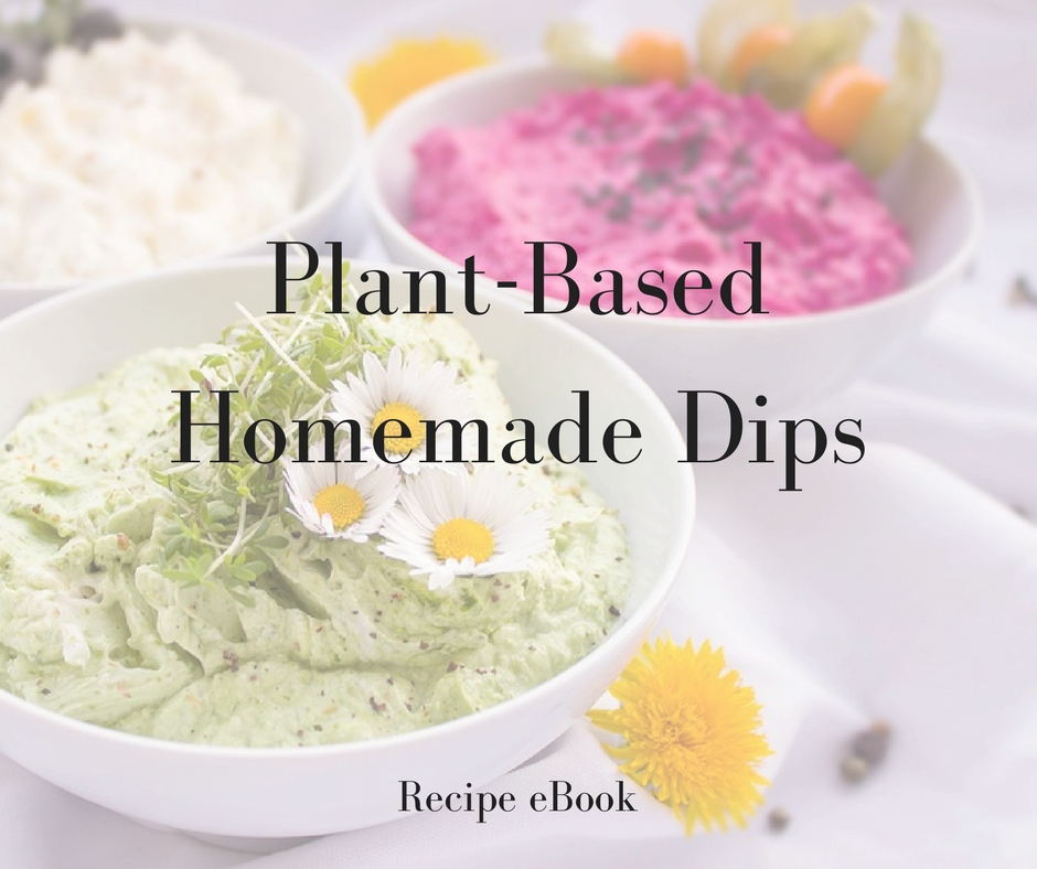 Plant-Based Dips Ebook