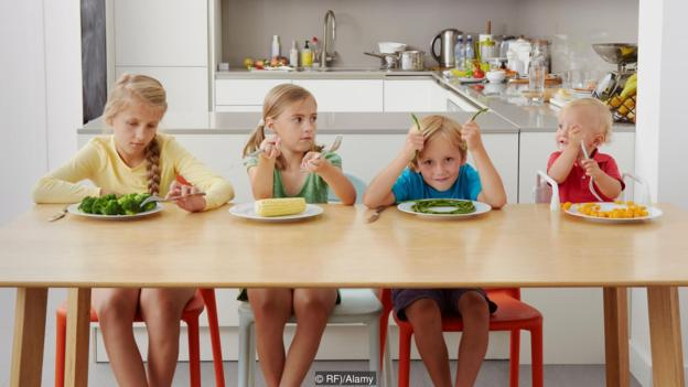 fussy eaters