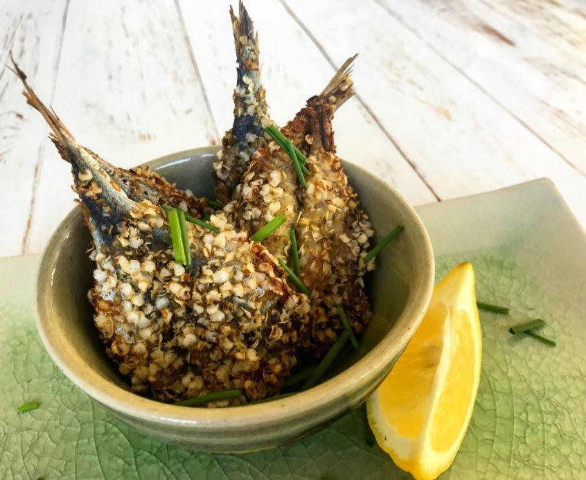 crispy Sardine