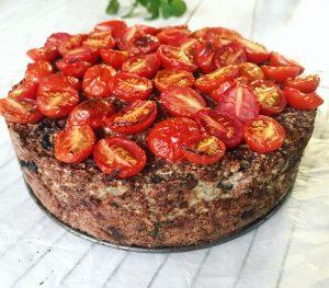 Risotto Cake