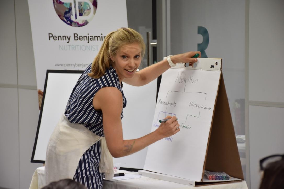 Penny Benjamin