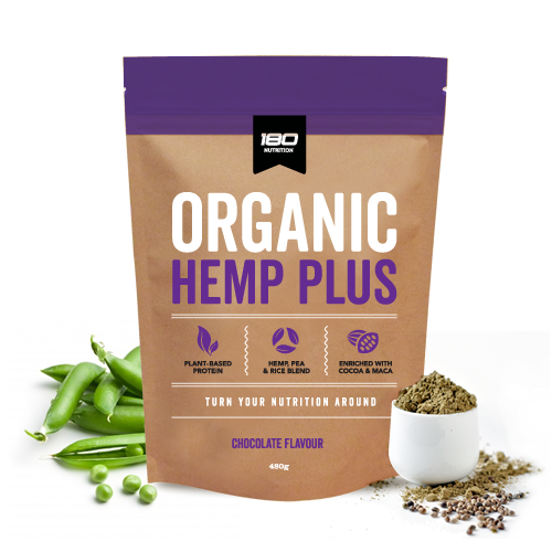 180 nutrition hemp