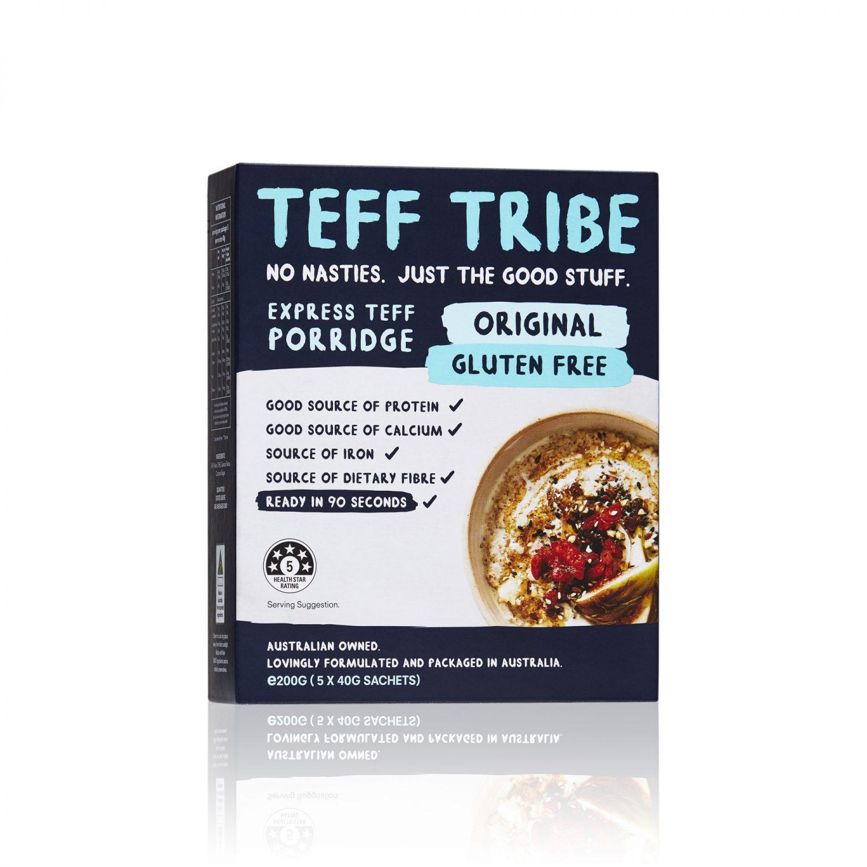 Teff Tribe Porridge
