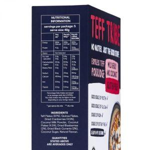 teff porridge