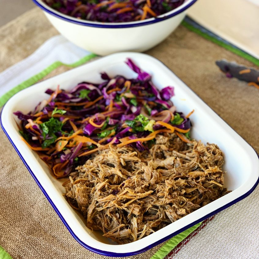 Asian Style Pulled Pork