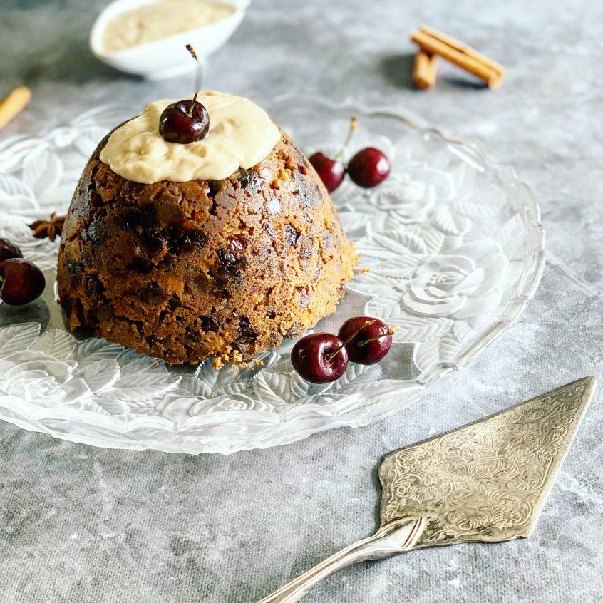 Gluten-Free Christmas Pudding