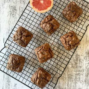 jaffa protein muffins